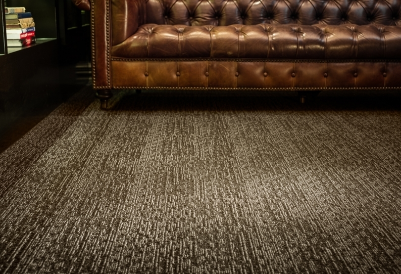 Carpet Tiles - Tecsom Ceramic - Rydges Hotel Christchurch