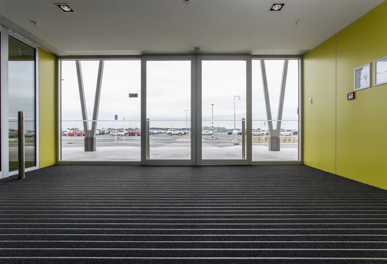 ExtraTread Entrance Mat - Invercargill Airport