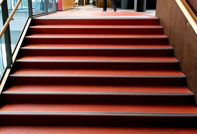 Rubber Flooring - Auckland University of Technology