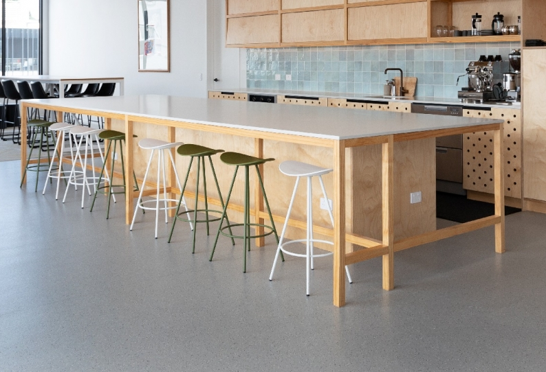 Rubber Flooring - Neoflex Natural Series - GQ