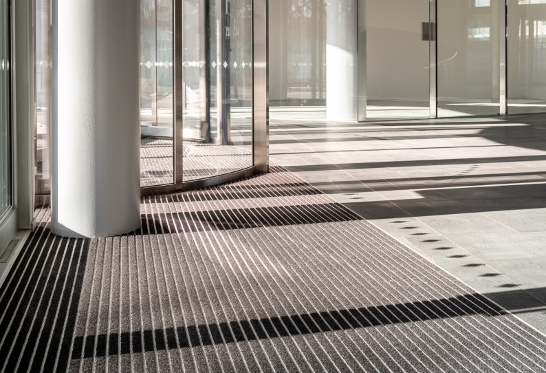 Entrance Matting - CoralTread - Spark Building