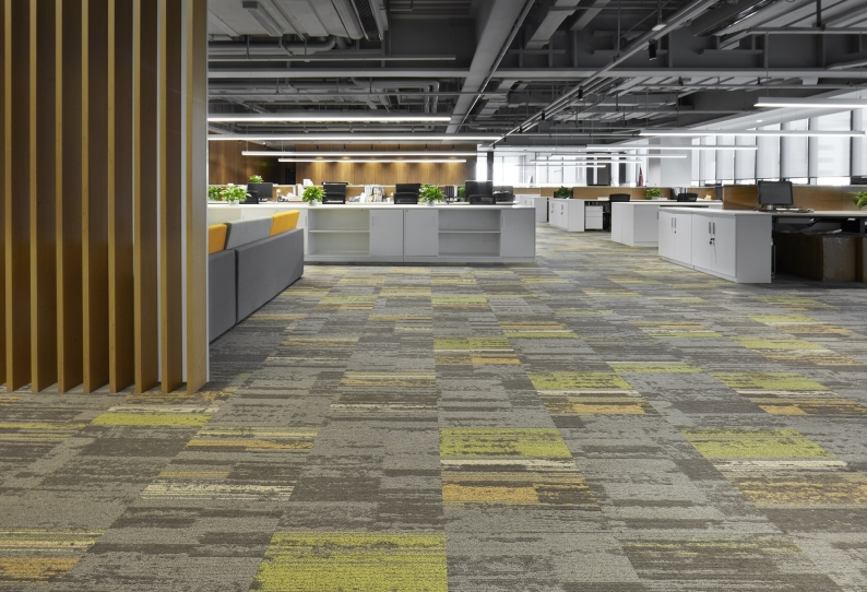 Myriads Carpet Tiles Planks