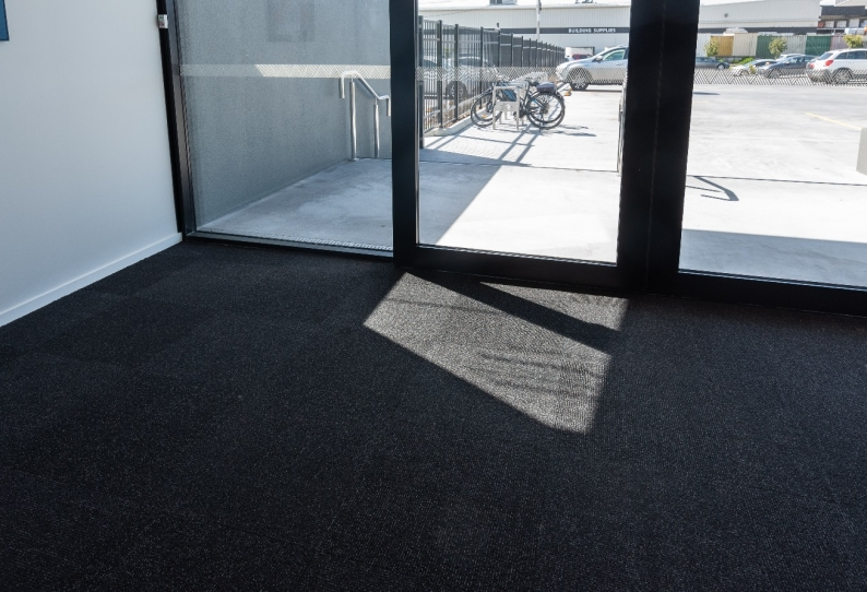 Entry Carpet Matting - Gecko - MOE Office Whangarei
