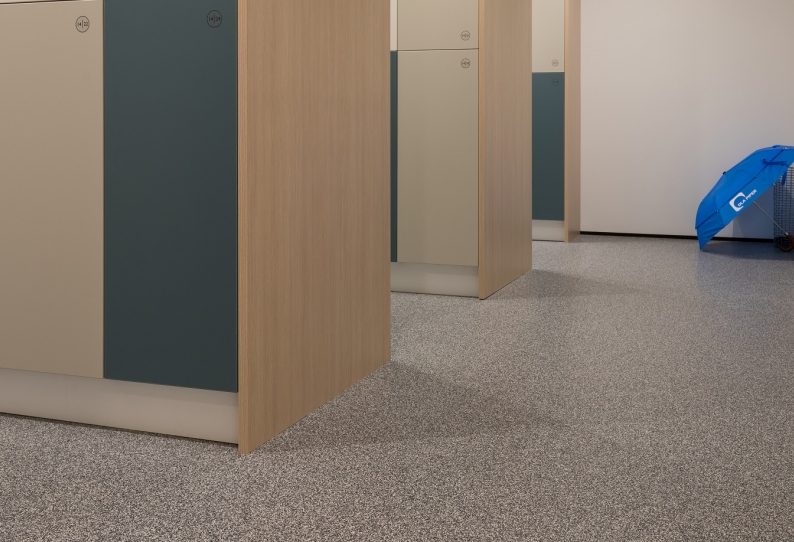 Rubber Flooring - 700 Series - #700-07 - DLA Piper