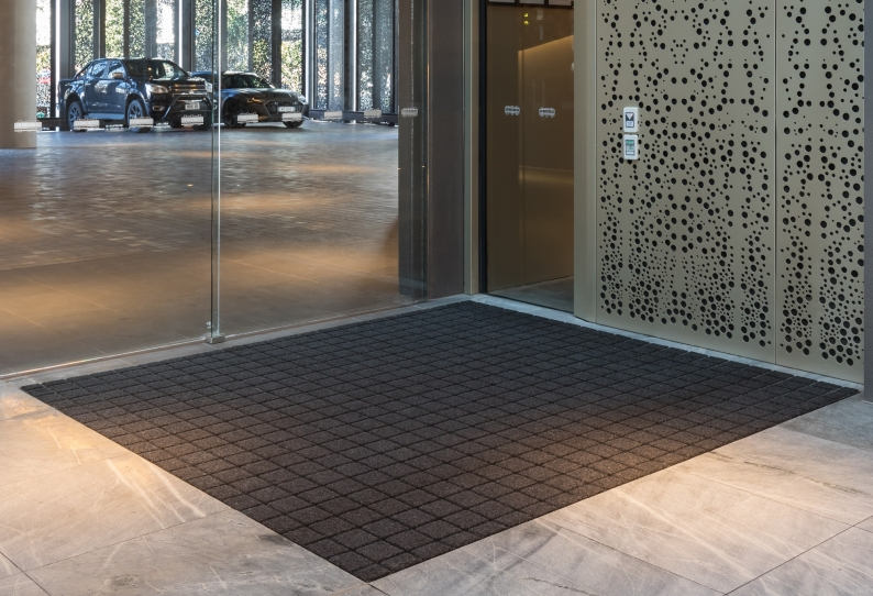 Entrance Matting - Shuttle - Architectural - Park Hyatt