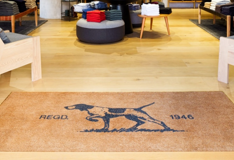 Entrance Matting Carpet - Starlux Natural Coir - Rodd and Gunn