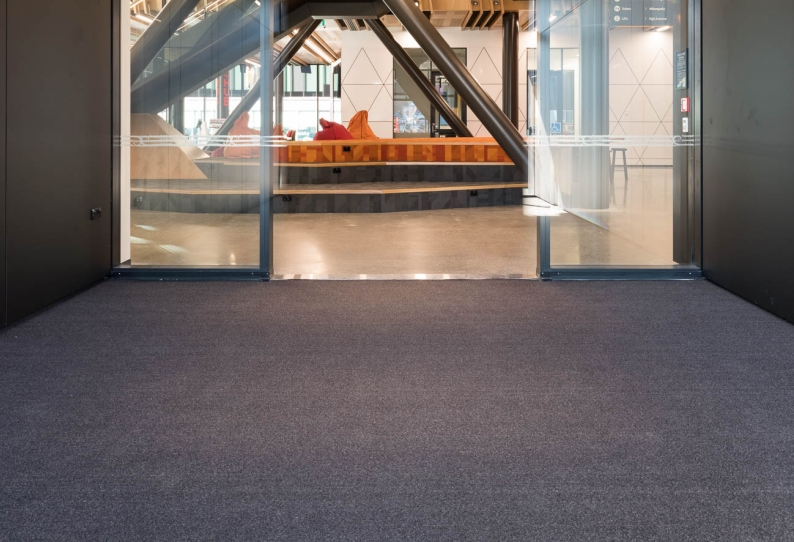 Entrance Carpet - Zeno Protect Excellence - Waikato University