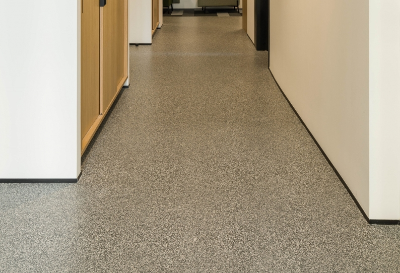 Rubber Flooring - 700 Series - DLA Piper