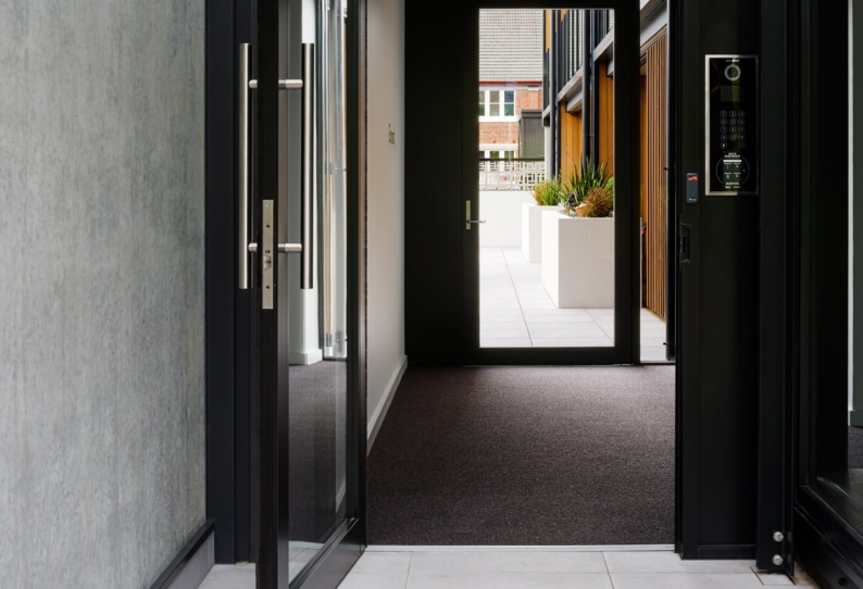 Entrance Carpet - Zeno Protect Excellence - Betts Apartments