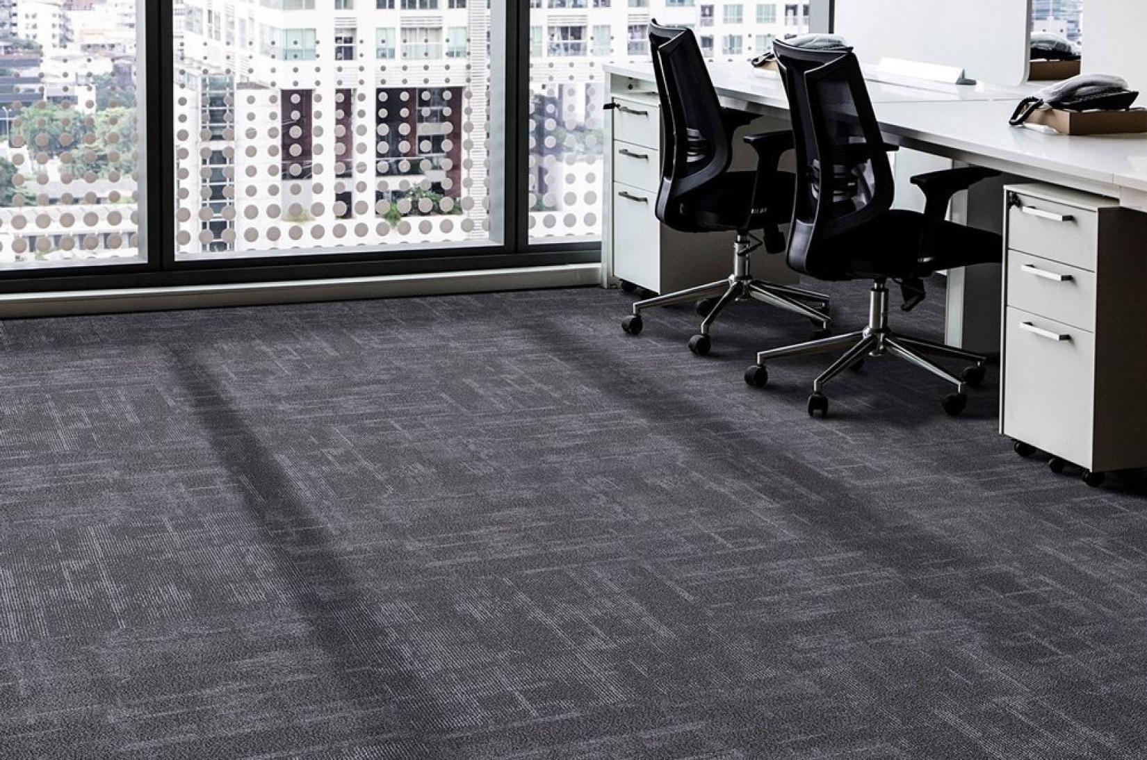 Cityscape Carpet Tiles - Detroit