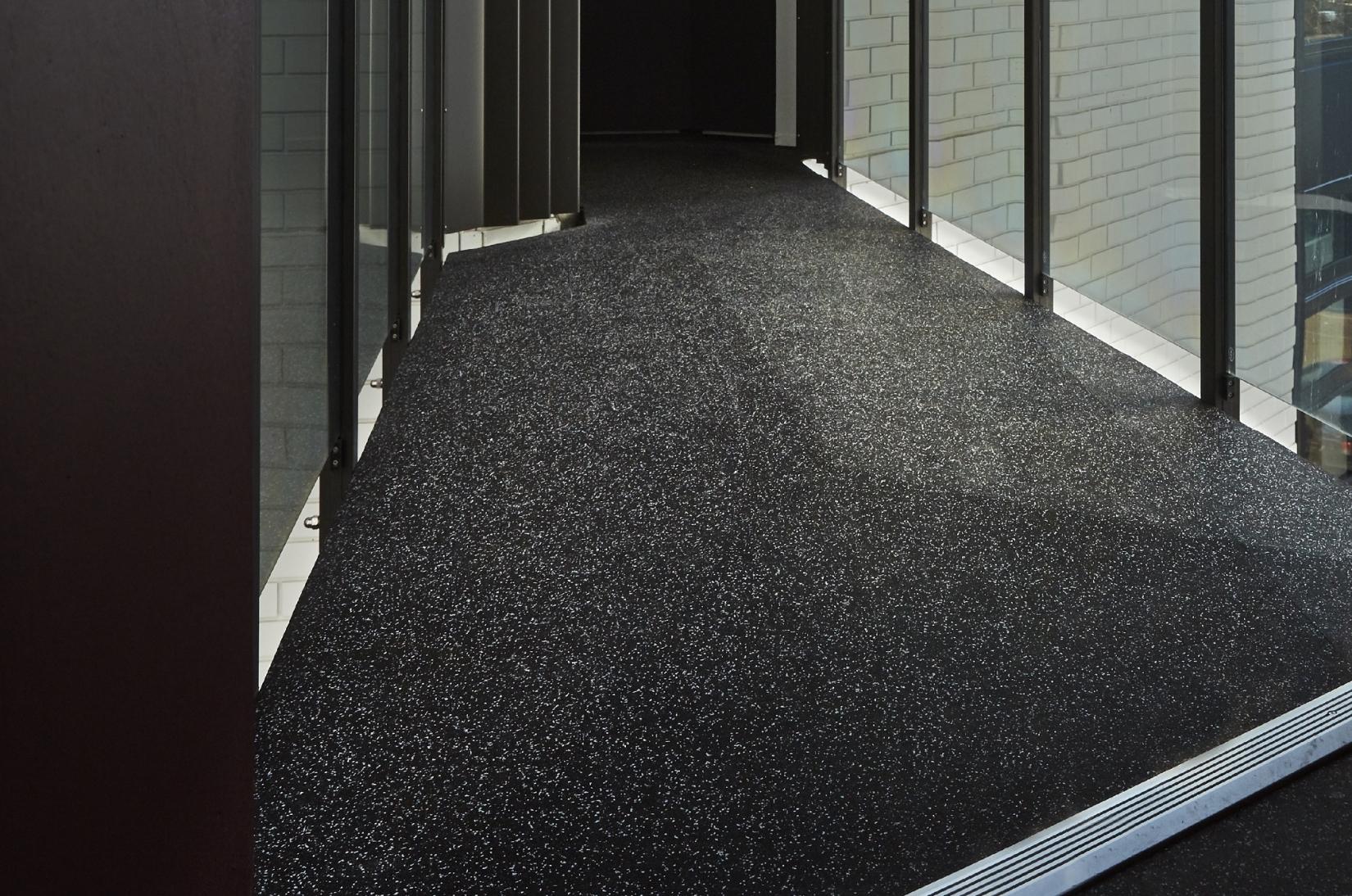 Rubber Flooring - EPDM vs SBR