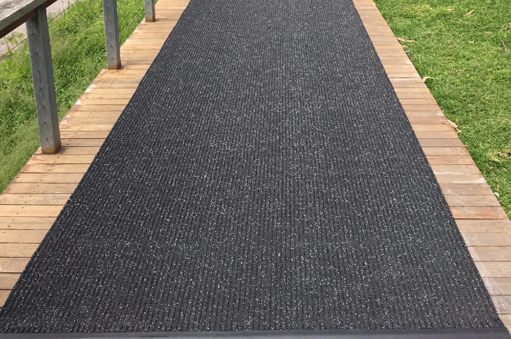 AKOplus Safety Entrance Carpet Mat School Education Anti Slip