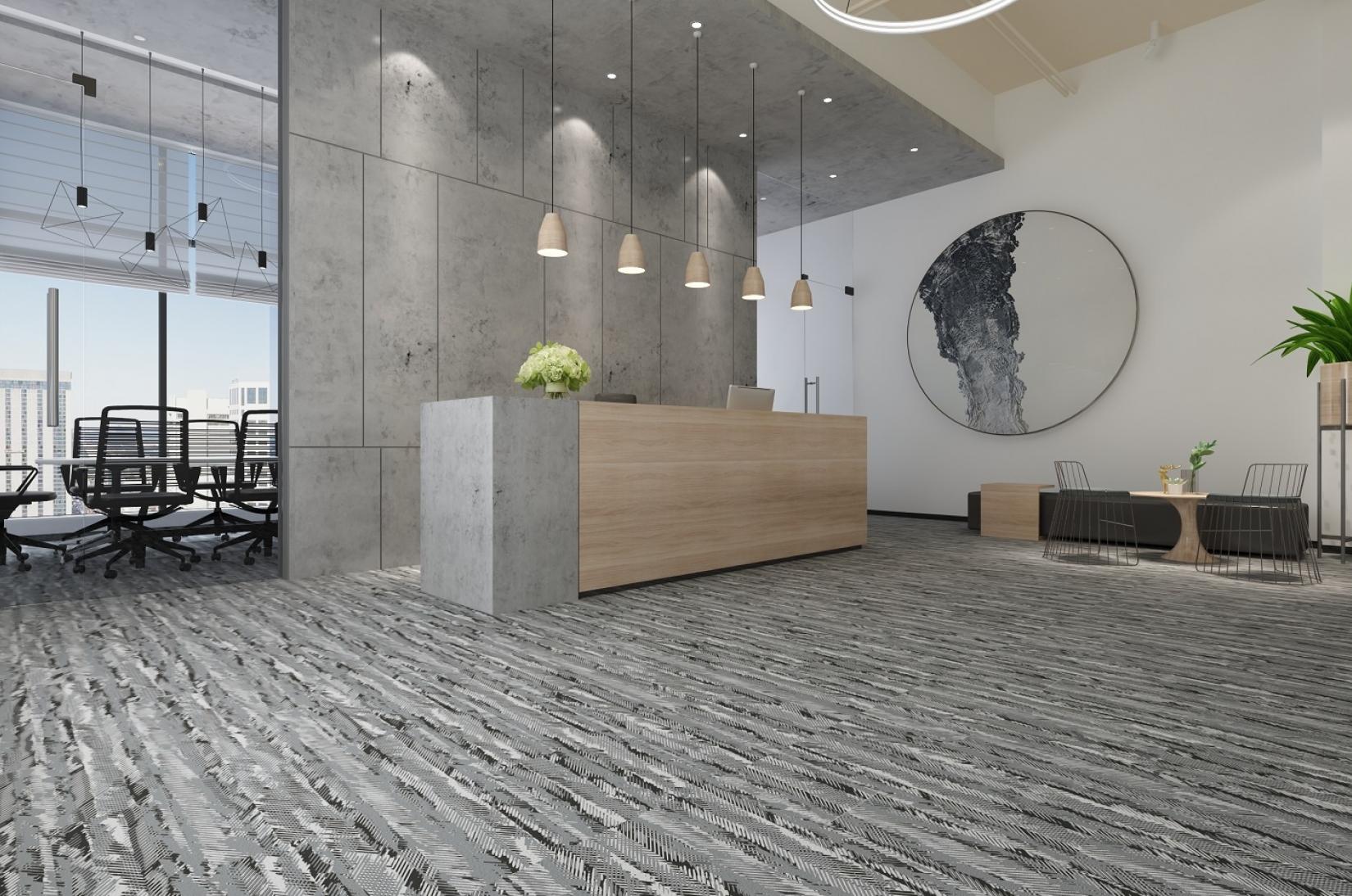 Rubber Plank Flooring