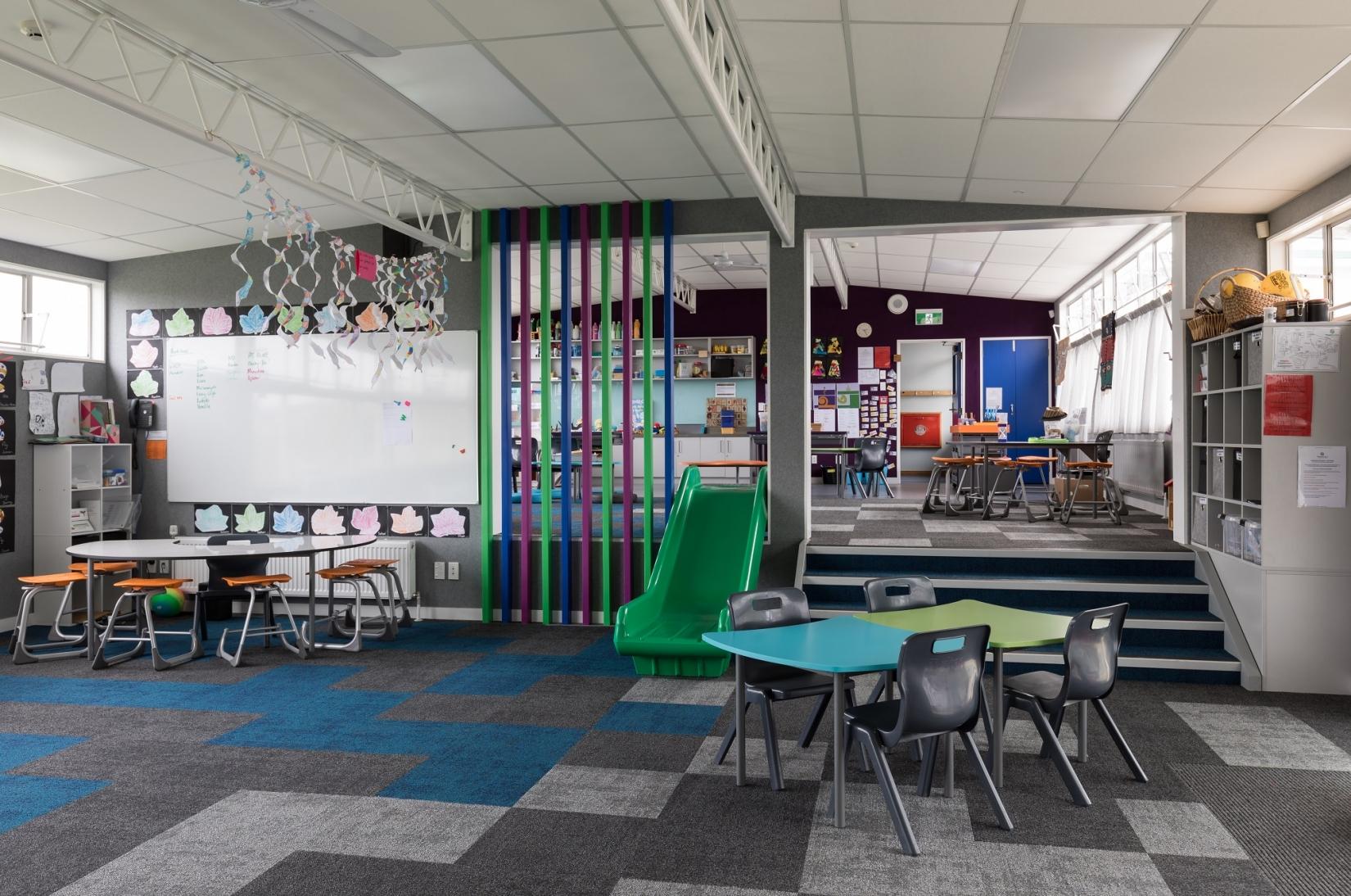 Kingston Education Carpet Tiles
