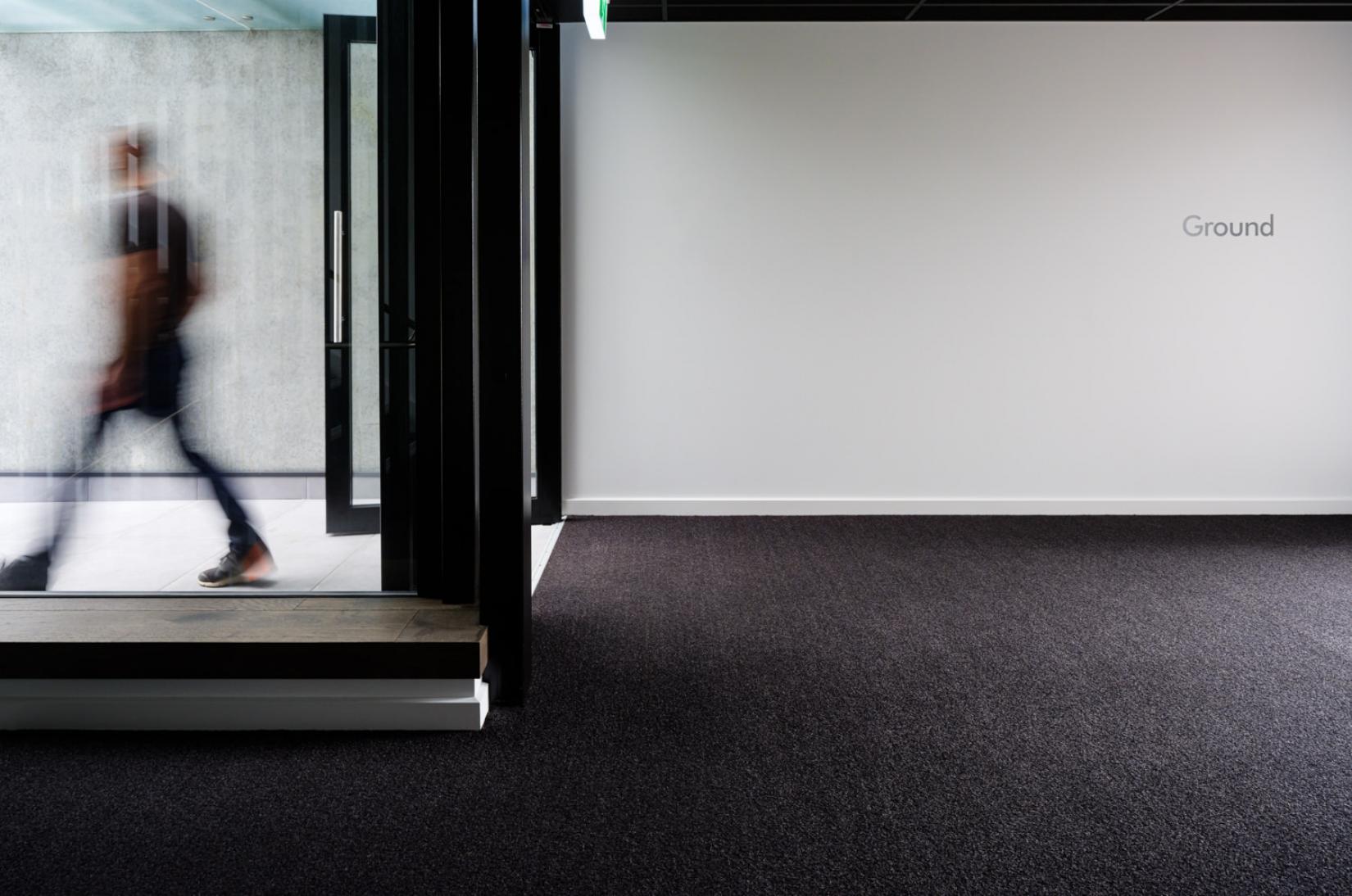 Entrance Carpet Slip Resistance Transition