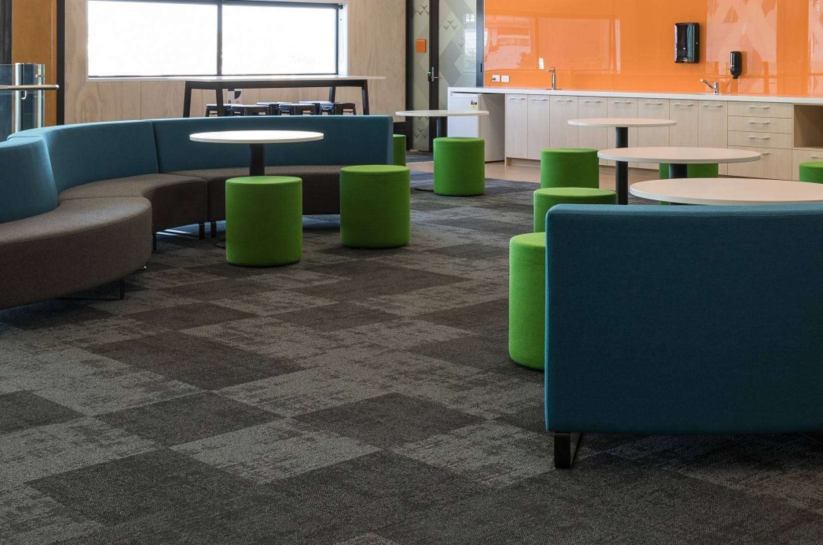 Regeneration Carpet Tiles