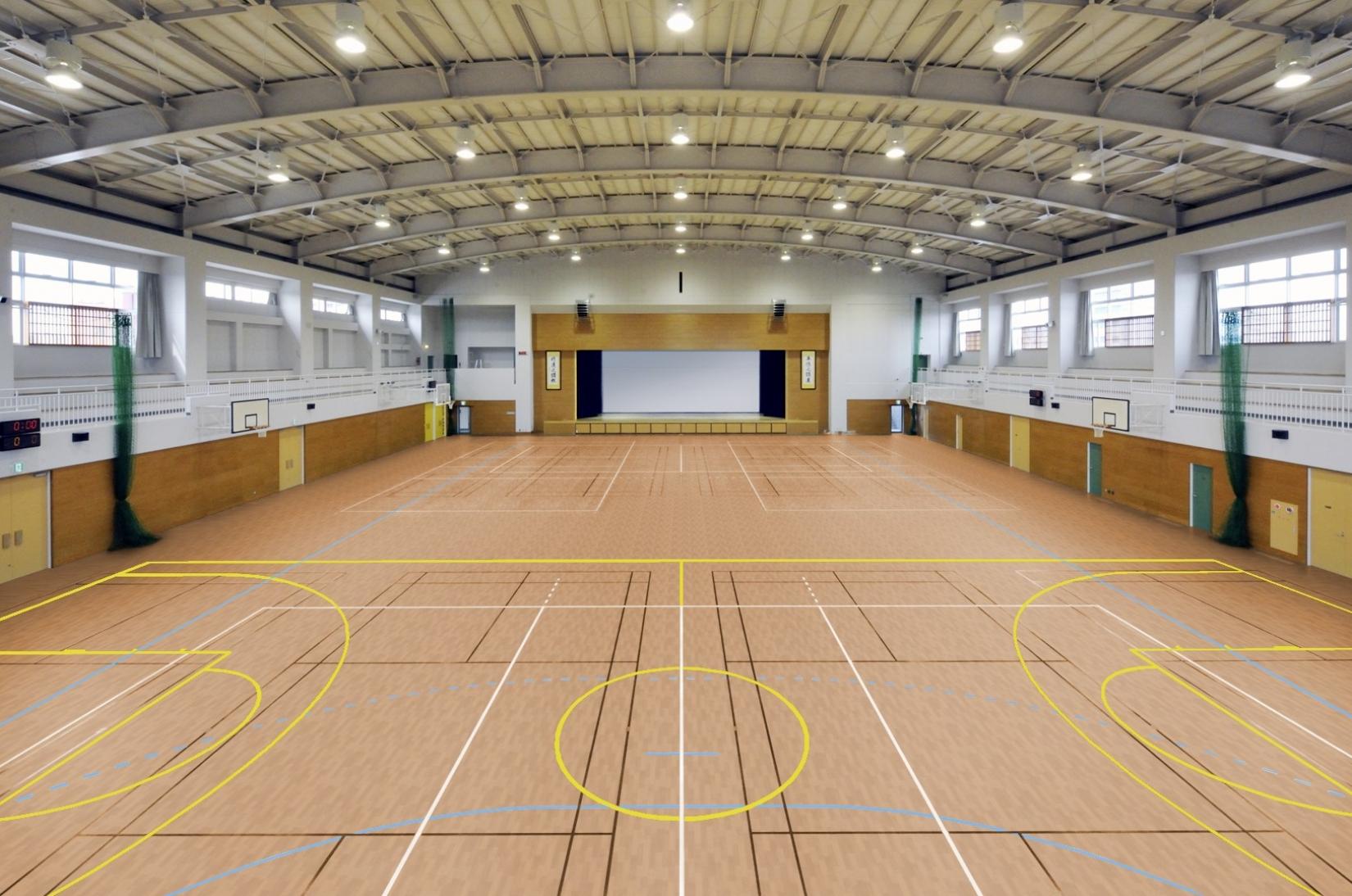 Sports Flooring Timber vs Taraflex