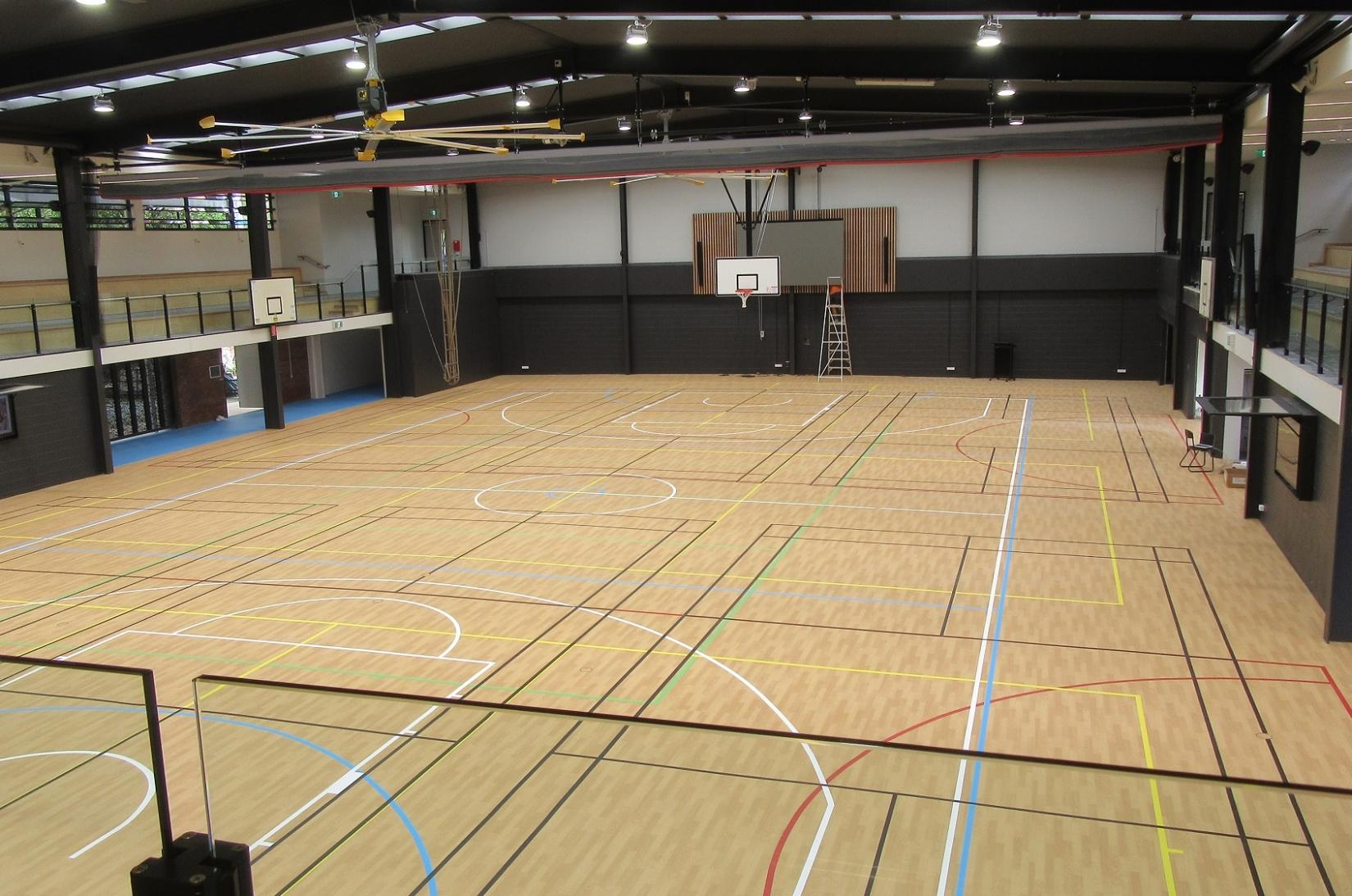 Taraflex Evolution Sports Floor