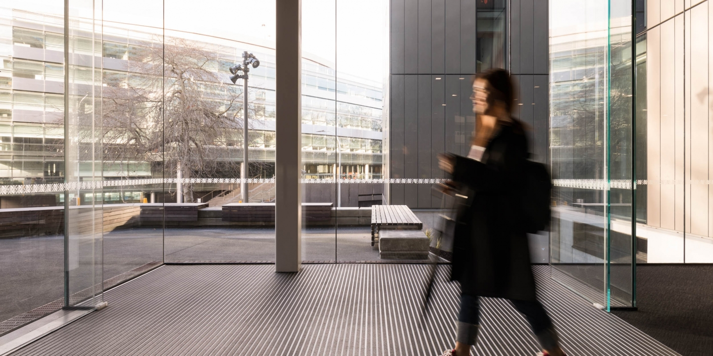 University of Auckland Entrance Matting - Faculty of Engineering