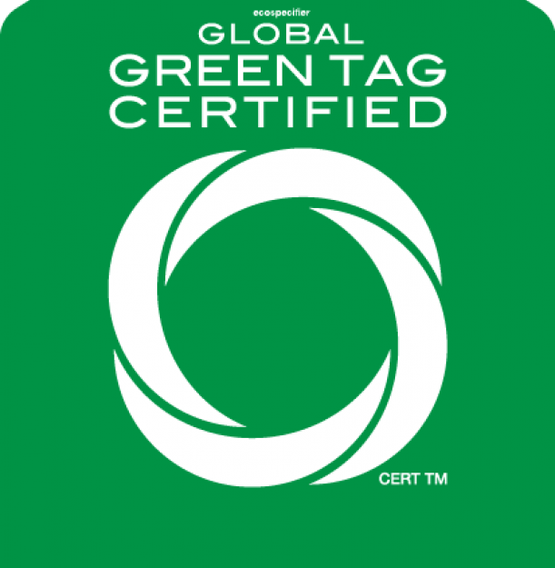 Gobal GreenTag Cert