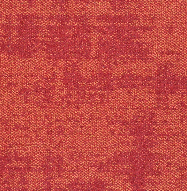06 Red/Orange Carpet Tiles