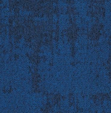 07 Blue Carpet Tiles
