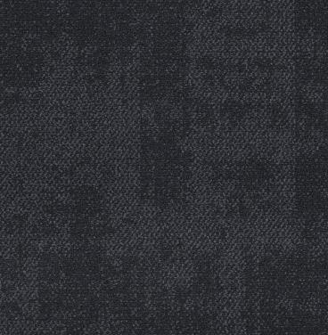 04 Black Carpet Tiles