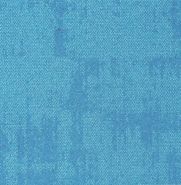 11 Blue Carpet Tiles
